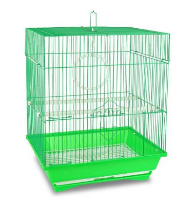 Gabbia economica per uccelli e canarini.