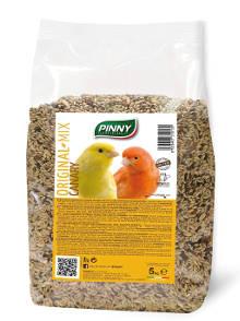 Miscela di semi per canarini, in vendita su Amazon.